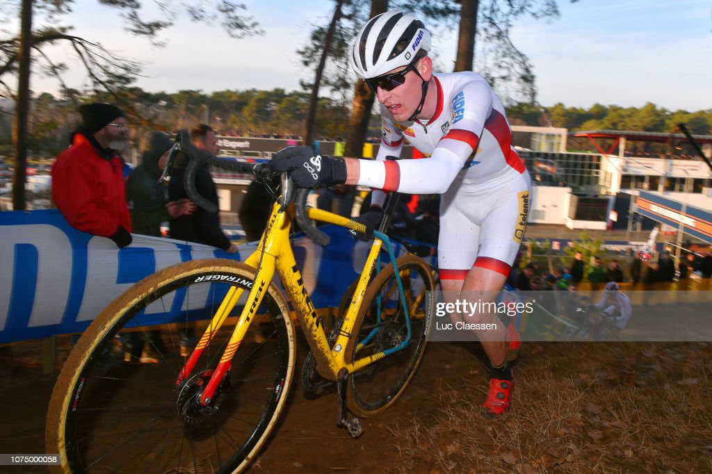 14th Heusden - Zolder  World Cup 2018 - Men Elite : ニュース写真