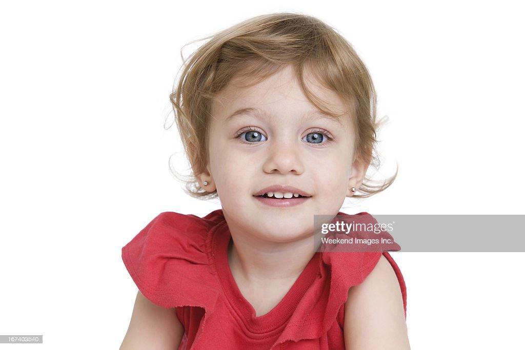 Toothy smile : Stockfoto