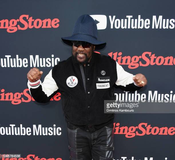 Toots Hibbert attends The Rolling Stone Relaunch on July 26 2018 in New York City