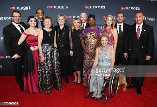 Top 10 CNN Heroes Luke Mickelson Maria Rose Belding Dr Rob Gore Ellen Stackable Florence Phillips Abisoye AjayiAkinfolarin Susan Munsey Chris Stout...