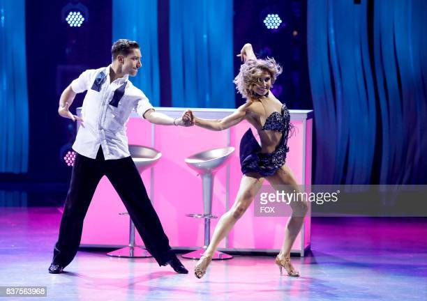 Top 10 contestant Kiki Nyemchek and allstar Jenna Johnson perform a Ballroom/Cha Cha routine to Theres Nothing Holdin Me Back choreographed by Dmitry...