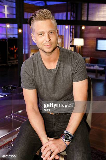 THE VOICE 'Top 10 Mentors' Pictured Ryan Tedder