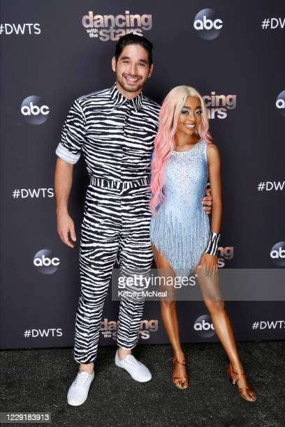 STARS Top 11 More dances and more music as 11 celebrity and prodancer couples compete for this season's sixth week live MONDAY OCT 19 on ABC ALAN