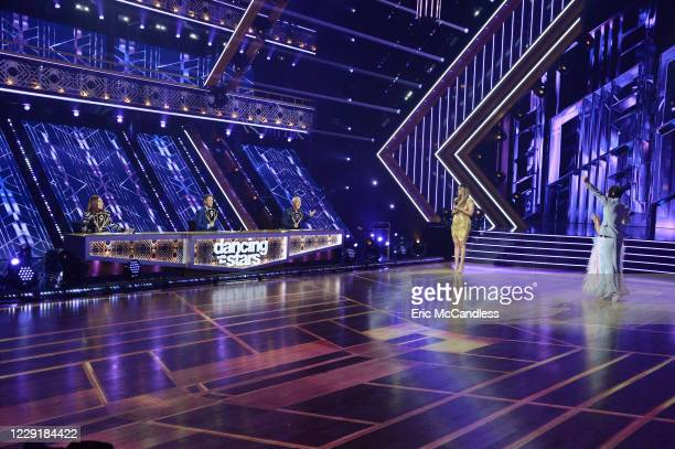 STARS Top 11 More dances and more music as 11 celebrity and prodancer couples compete for this season's sixth week live MONDAY OCT 19 on ABC CARRIE