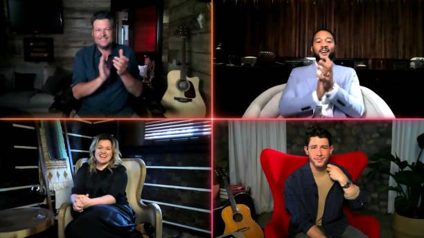"""CA: NBC'S """"The Voice"""" - """"Top 17 Performances"""" Episode 1811A"""