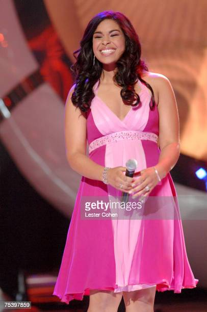 """Top 2 Finalist Jordin Sparks from Glendale, AZ performing """"You're All I Need To Get By"""""""