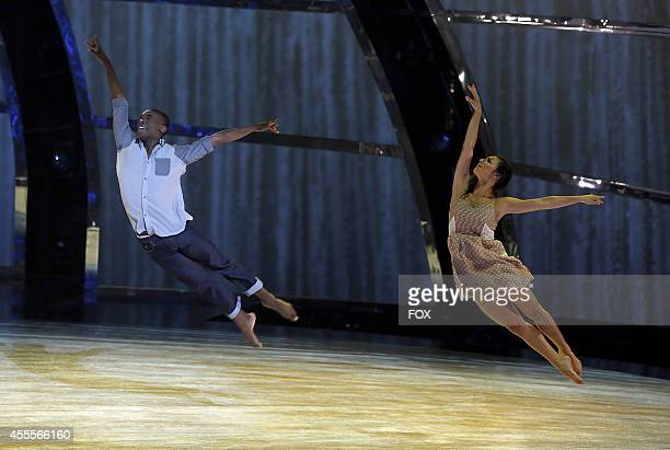 Top 20 contestants Bridget Whitman and Stanley Glover perform a Contemporary routine to Doesnt Mean Goodbye choreographed by Bonnie Story on SO YOU...