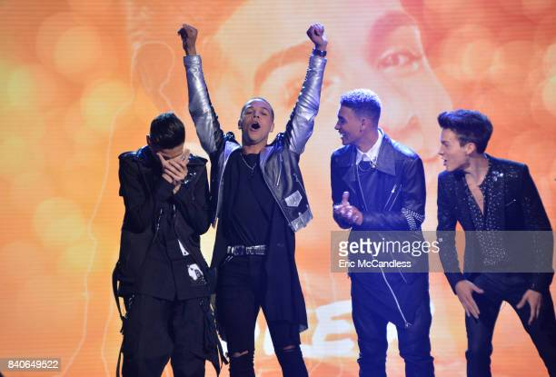 BOY BAND Top 5 Revealed In the season finale episode the final eight contestants learn their fate as Americas top five vocalists are revealed After...