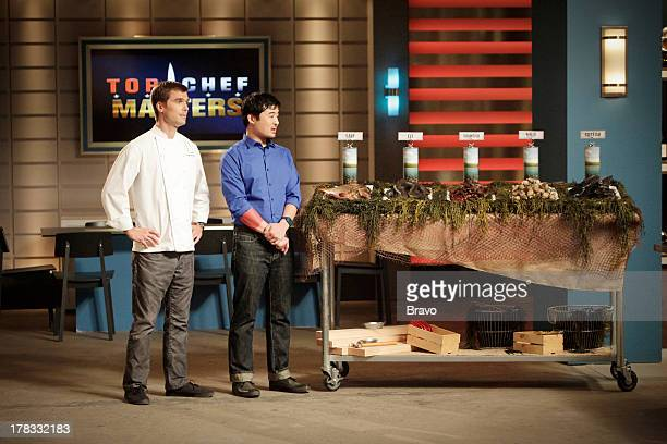 Top Chef Masters Battle of the Sous Chefs Episode 7 Pictured Judges Hugh Acheson Francis Lim