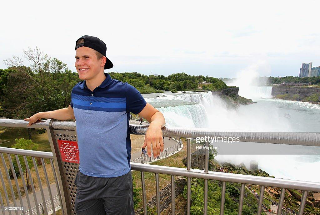 2016 NHL Draft - Maid Of The Mist Ride