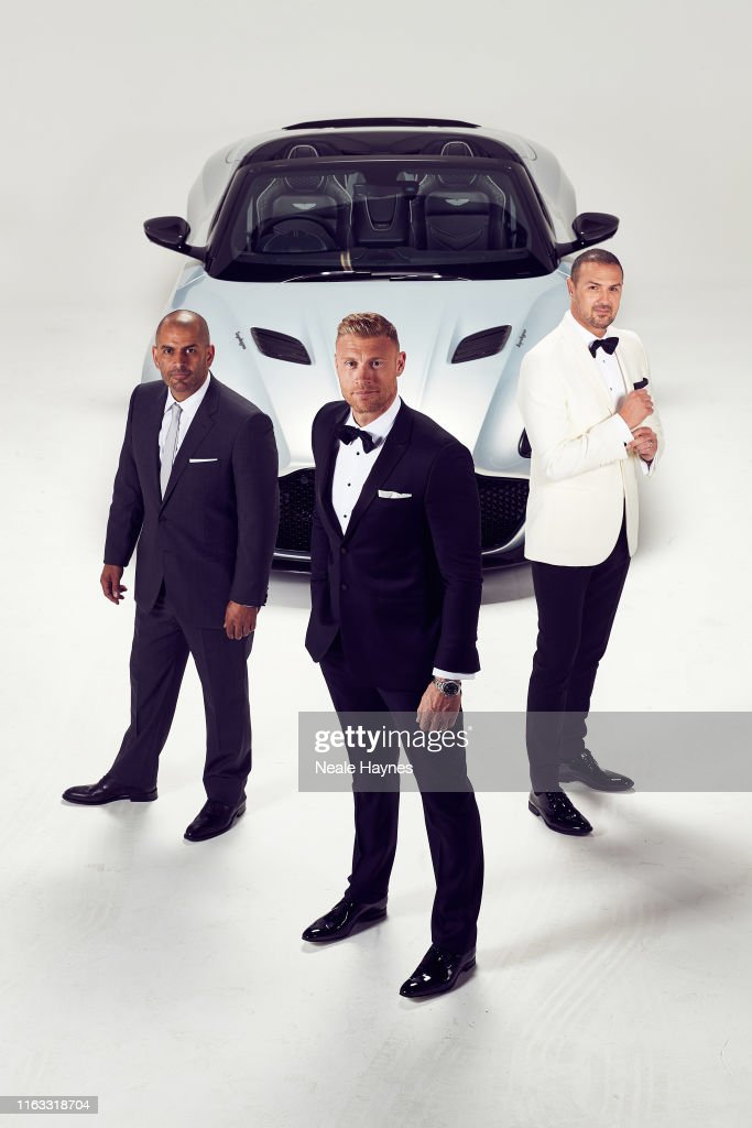 Presenters of Top Gear, Daily Mail, June 8, 2019 : ニュース写真