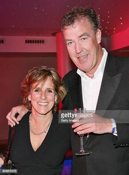Top Gear Star and Founder of the charity Jeremy Clarkson and Wife Frances Catherine Cain attend a 'Help For Heroes' fundraising evening held at the...