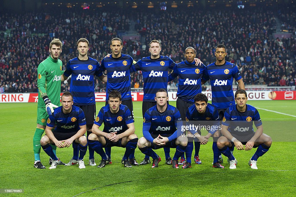 UEFA Europa League - AFC Ajax v Manchester United FC : News Photo