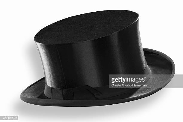 Top hat, close-up