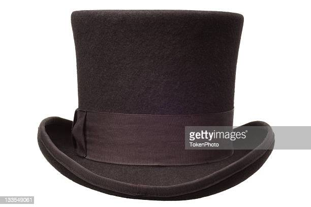 top hat - victorian style stock pictures, royalty-free photos & images