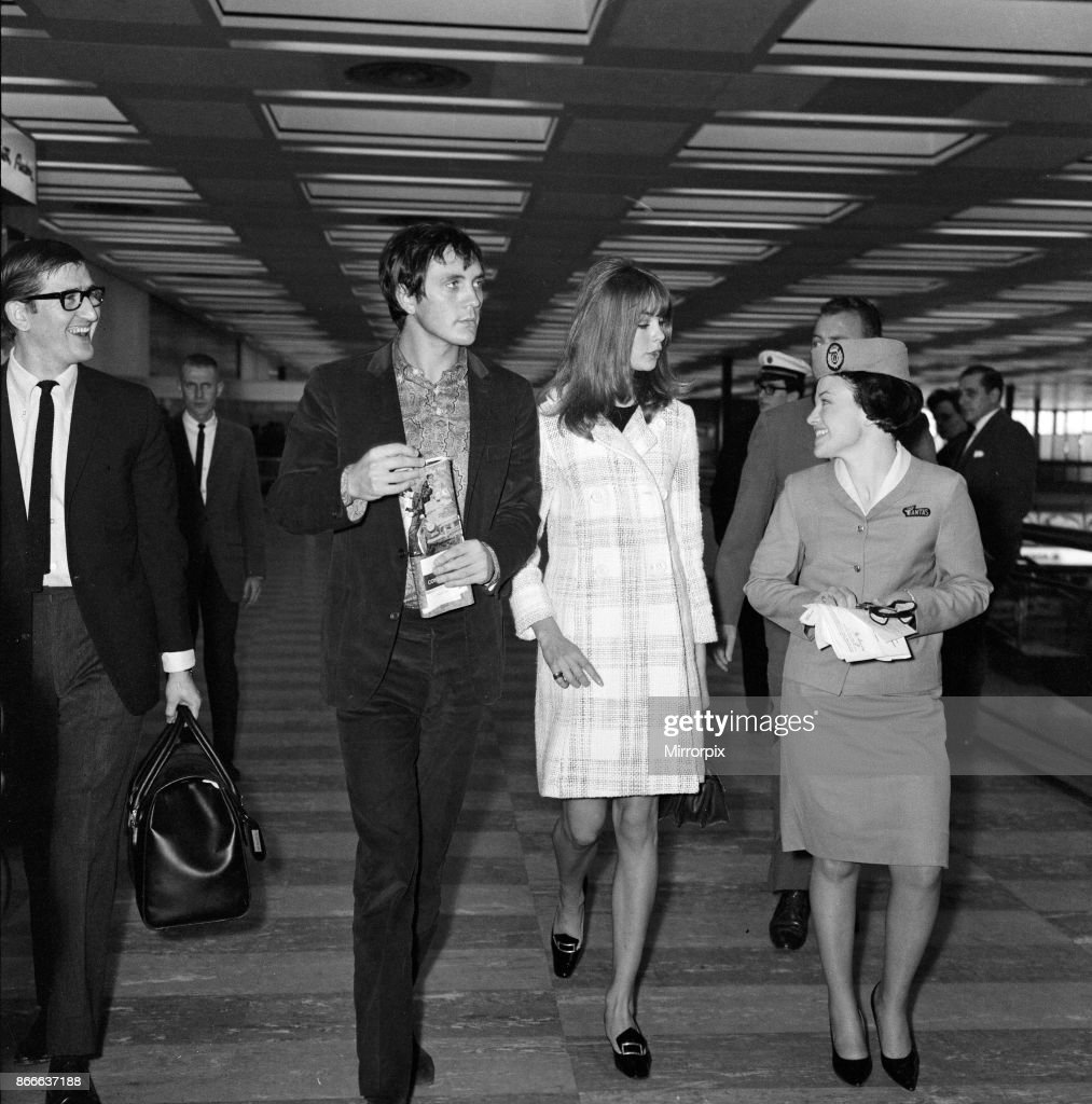 Jean Shrimpton And Terence Stamp News Photo