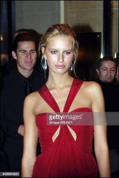 Top model Karolina Kurkova