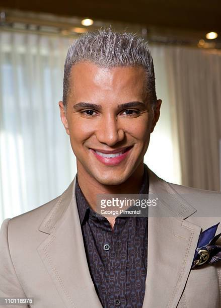 Top Model Personality Jay Manuel is announced by Sears Canada as creative director for Private Label Attitude Collections at Hotel Le Germain on...