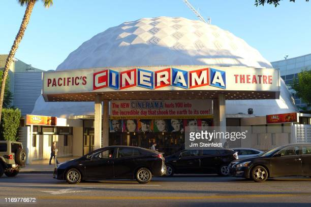 Top movie premieres at the ArcLight Cinerama Dome in Los Angeles, California on August 13, 2019.