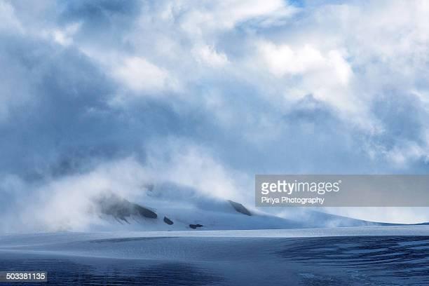 Top of Glacier