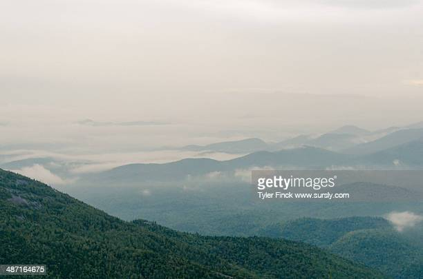 top of the mountain, above the clouds - sursly stock pictures, royalty-free photos & images