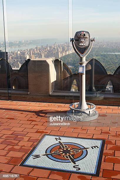 Top Of The Rock to Central Park