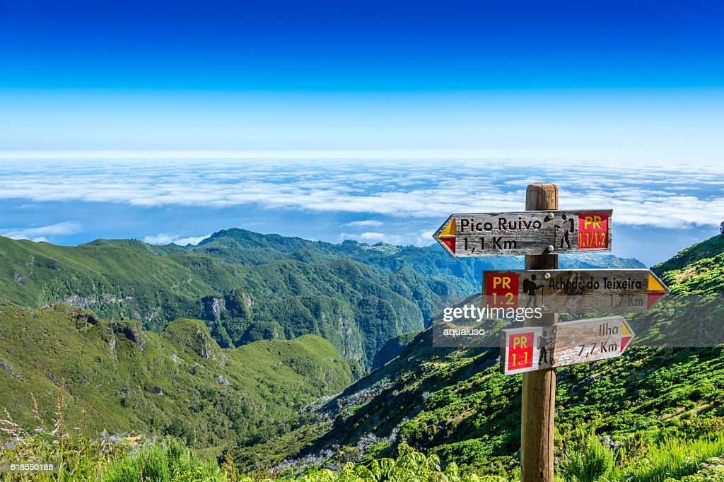 Top of the World : Stock Photo