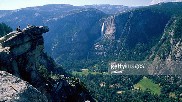 Parte superior de Yosemite Valley