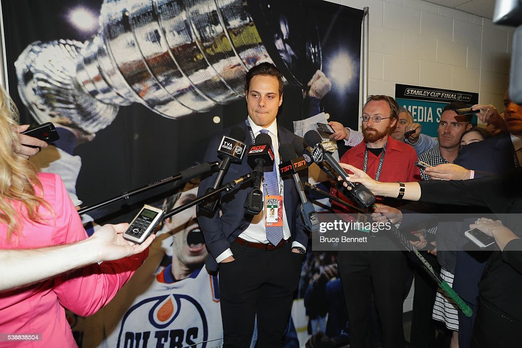 2016 NHL Draft Top Prospects - Media Availability : News Photo