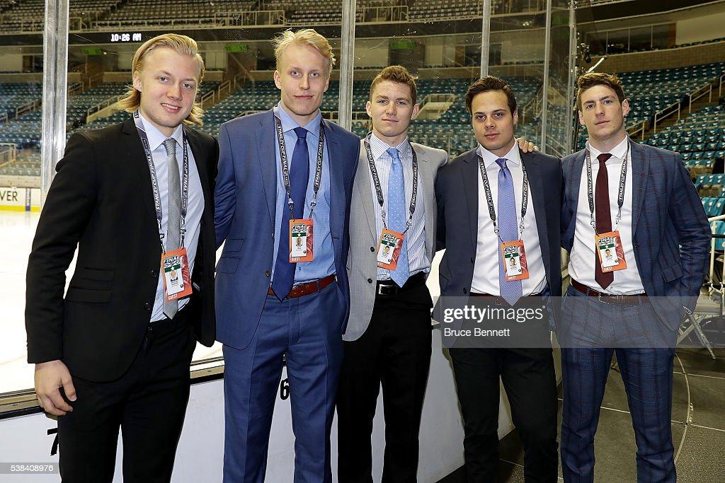 2016 NHL Draft Top Prospects - Media Availability : News Photo