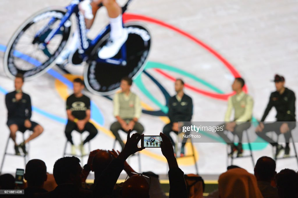 4th Abu Dhabi Tour 2018 - Team Presentation : News Photo