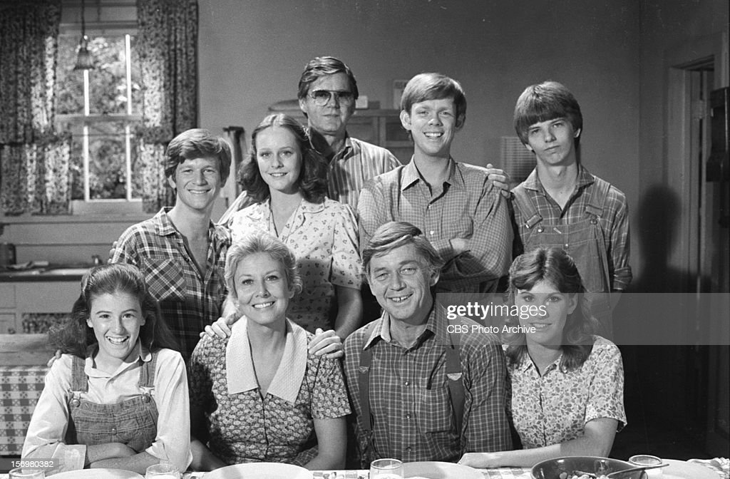 The Waltons : News Photo