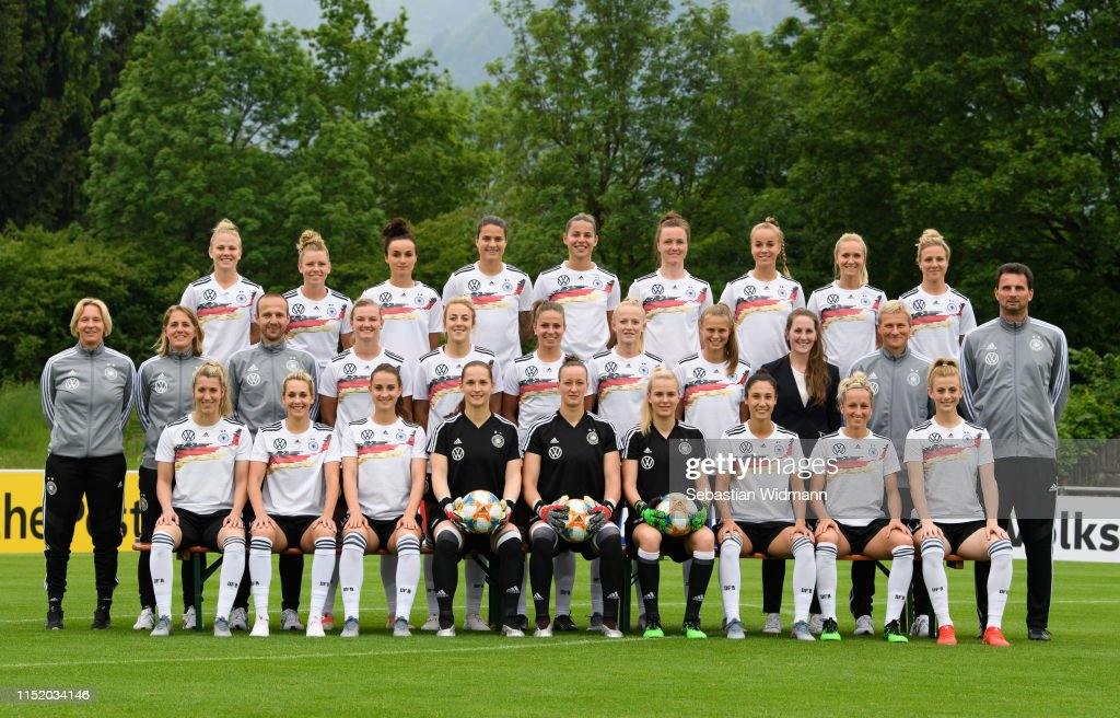 Germany Women's Team Presentation : News Photo
