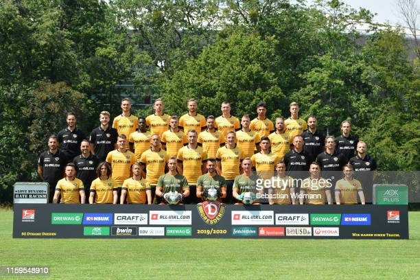 Top row left to right Linus Wahlqvist Lucas Roeser Jannik Mueller Haris Duljevic Dzenis Burnic Osman Atilgan Second row from top left to right...