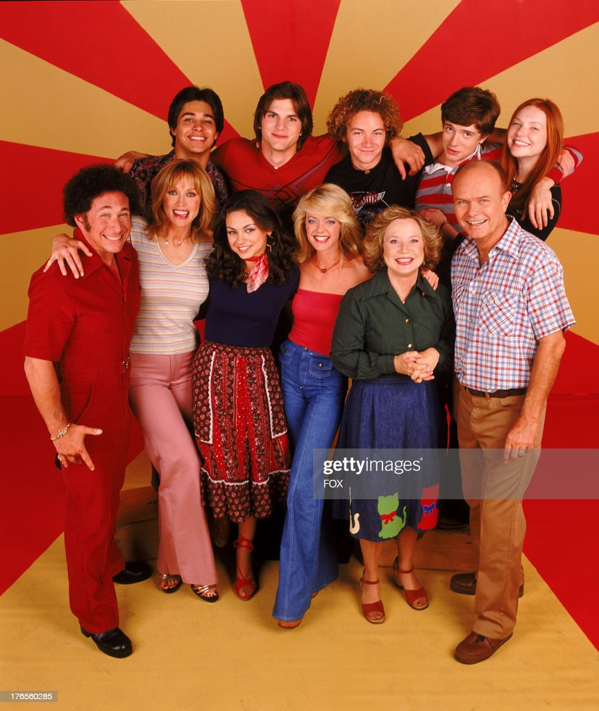 """FOX's """"That '70s Show"""" - File : News Photo"""