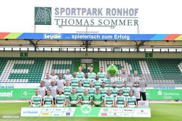 Top row Michael Schleinkofer Steffen Konrad Lukas Gugganig Richard Magyar Mario Maloca Eddy Carsten Klee Pascal Oppel Second row from top Petr Ruman...
