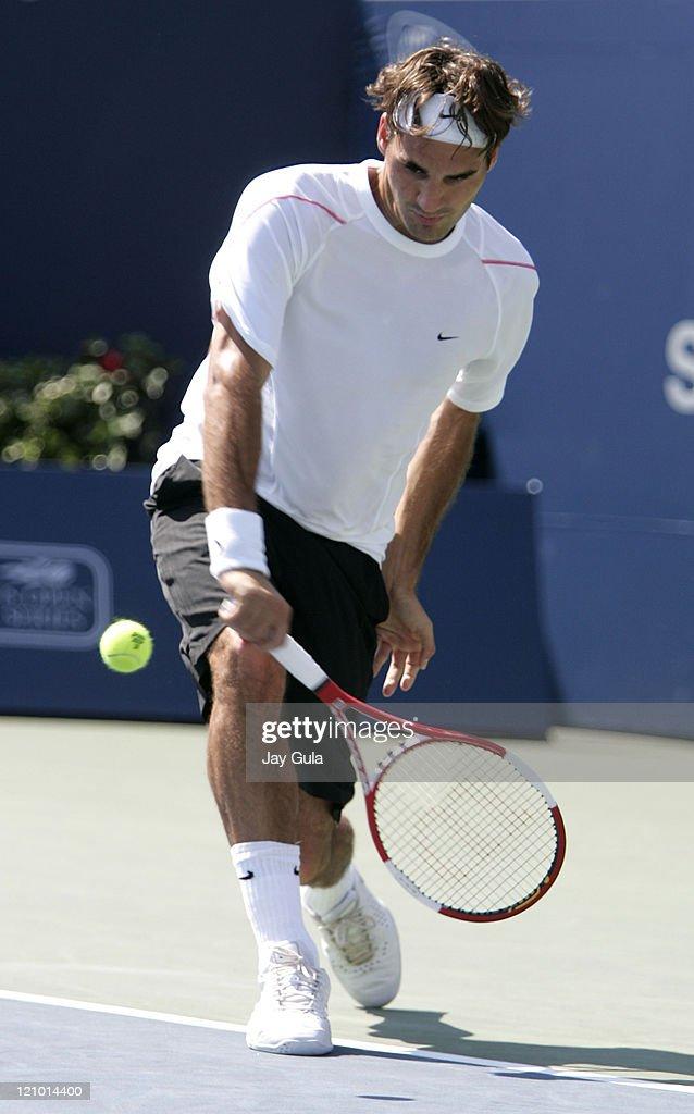 ATP - 2006 Rogers Cup - Roger Federer vs Sebastien Grosjean