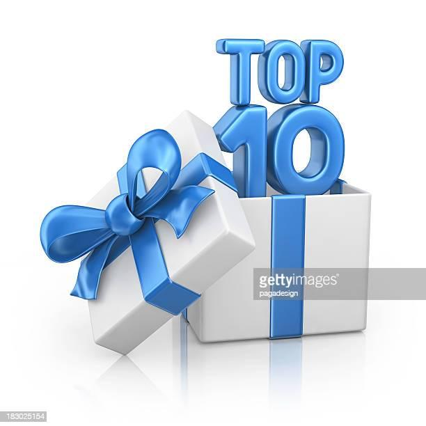 top ten Geschenk box