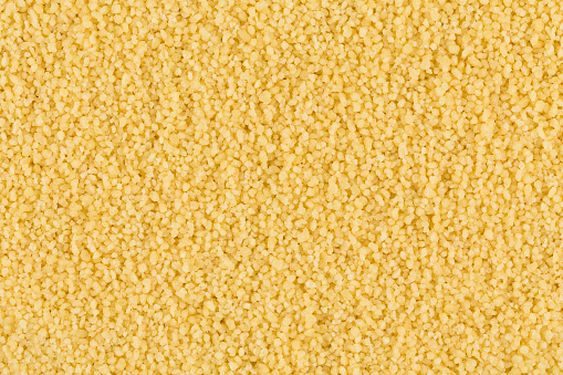 Top view of couscous as background texture - gettyimageskorea