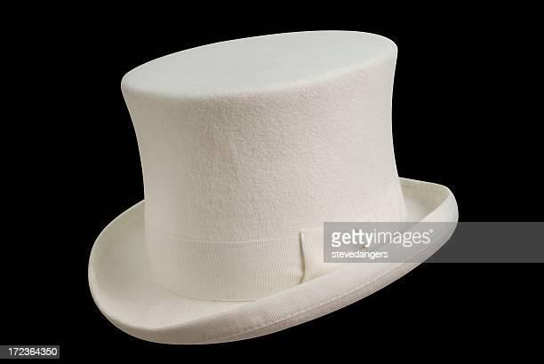 Top Cappello bianco