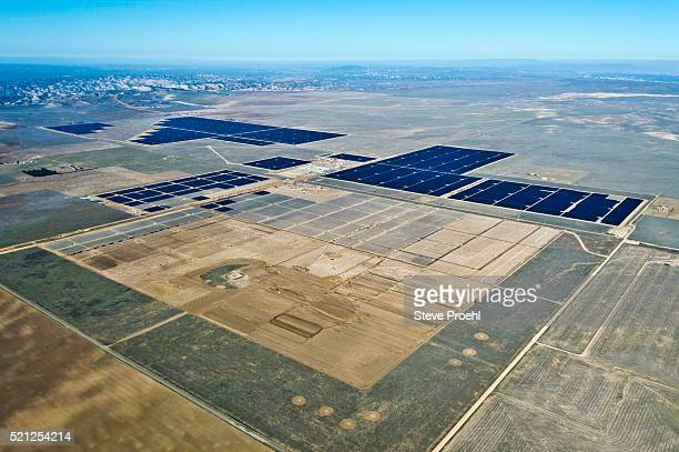 topaz solar farm - topaz stock photos and pictures