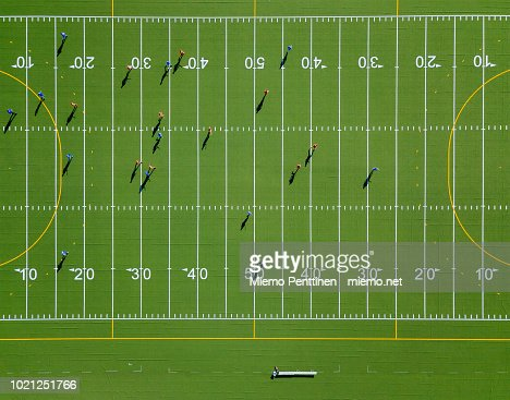 2 220 Football Field Aerial Photos And Premium High Res Pictures Getty Images