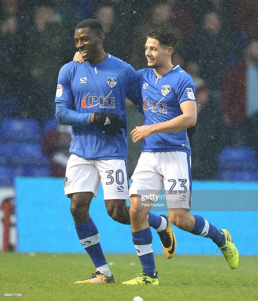 Oldham Athletic v Northampton Town - Sky Bet League One