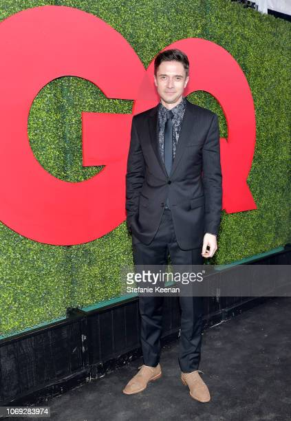 Topher Grace attends the 2018 GQ Men of the Year Party at a private residence on December 6 2018 in Beverly Hills California