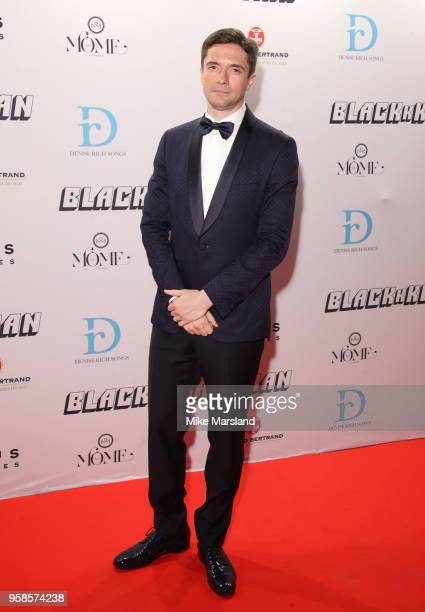 Topher Grace attends the BlacKkKlansman After Party during the 71st annual Cannes Film Festival at on May 14 2018 in Cannes France