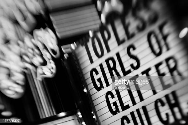 Topless Girls of Glitter Gulch