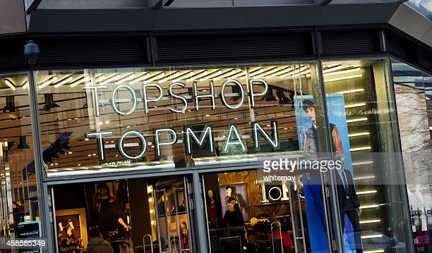 Topshop and Topman outlet