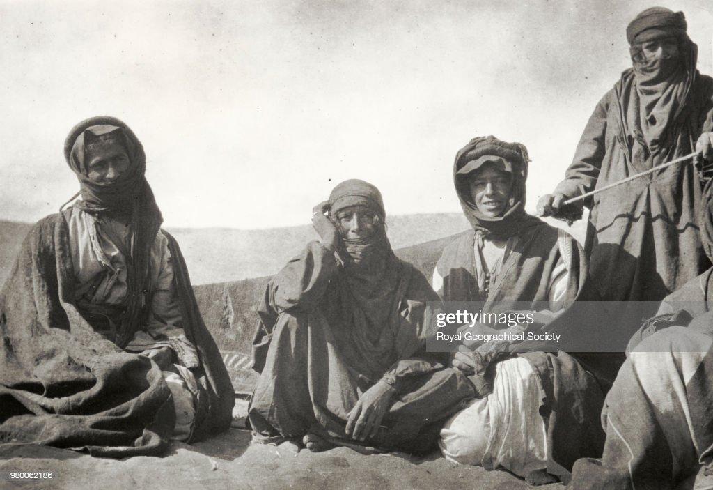 Tor al Tubaiq, Howaitat Arabs : News Photo