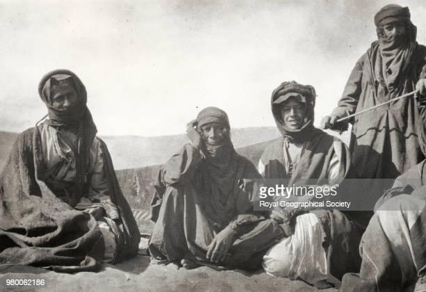 Tor al Tubaiq Howaitat Arabs Saudi Arabia 1913