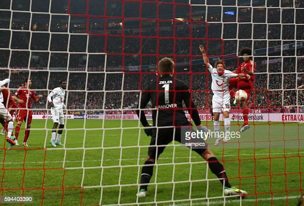 0 1 Bundesliga Fussball FC Bayern München Hannover 96 50 Saison 2012 / 2013